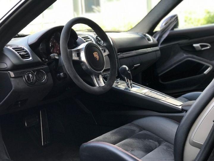 Porsche Cayman Porsche Cayman 981 GTS (981) Pack Carbone /37100 Kms Noir - 16