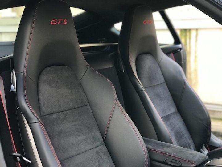 Porsche Cayman Porsche Cayman 981 GTS (981) Pack Carbone /37100 Kms Noir - 22