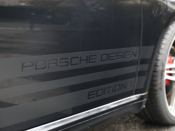 Porsche Cayman Porsche Cayman Design Edition 1 No 698/777 Noir - 10