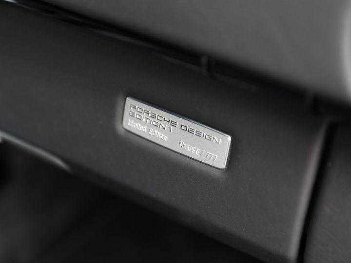 Porsche Cayman Porsche Cayman Design Edition 1 No 698/777 Noir - 37