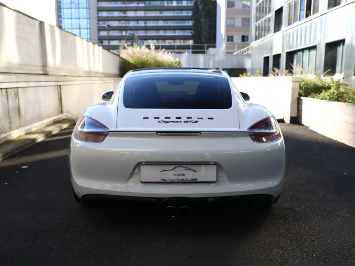 Porsche Cayman PORSCHE CAYMAN GTS PDK 21500 KMS ETAT NEUF Blanc - 2
