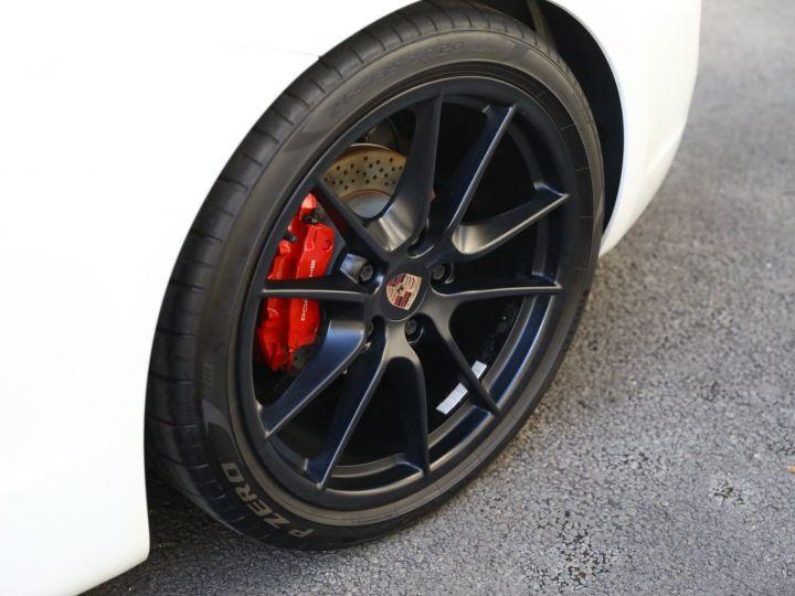 Porsche Cayman PORSCHE CAYMAN GTS PDK 21500 KMS ETAT NEUF Blanc - 7