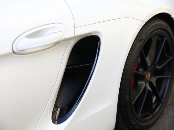Porsche Cayman PORSCHE CAYMAN GTS PDK 21500 KMS ETAT NEUF Blanc - 11