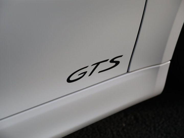 Porsche Cayman PORSCHE CAYMAN GTS PDK 21500 KMS ETAT NEUF Blanc - 17