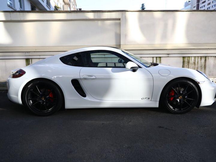Porsche Cayman PORSCHE CAYMAN GTS PDK 21500 KMS ETAT NEUF Blanc - 22