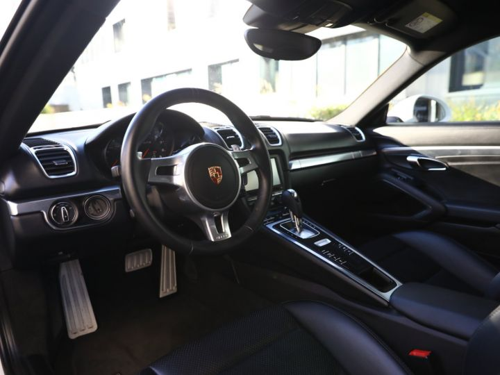 Porsche Cayman PORSCHE CAYMAN GTS PDK 21500 KMS ETAT NEUF Blanc - 24