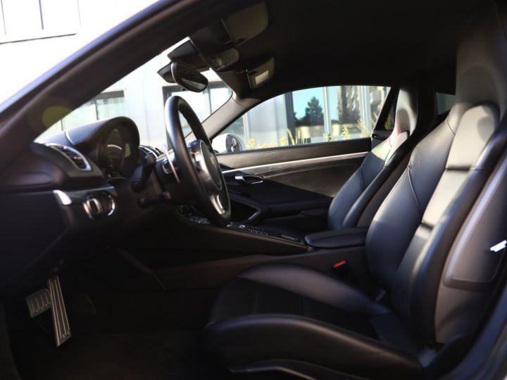 Porsche Cayman PORSCHE CAYMAN GTS PDK 21500 KMS ETAT NEUF Blanc - 25