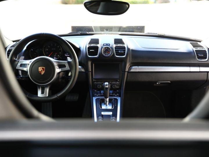 Porsche Cayman PORSCHE CAYMAN GTS PDK 21500 KMS ETAT NEUF Blanc - 34