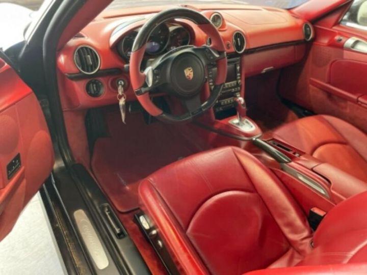 Porsche Cayman Porsche Cayman I (987) 2.9 PDK 265cv/ Pack Chrono/ Pack Sport :Garantie 12 Mois Noir Métal - 2