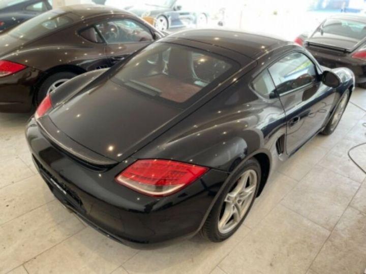 Porsche Cayman Porsche Cayman I (987) 2.9 PDK 265cv/ Pack Chrono/ Pack Sport :Garantie 12 Mois Noir Métal - 8