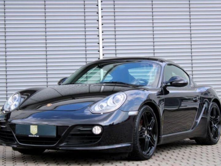 Porsche Cayman Porsche Cayman I (987) 3.4 S PDK - 320cv *GPS*BOSE*Xenon* Livrée et garantie 12 mois Noire - 2