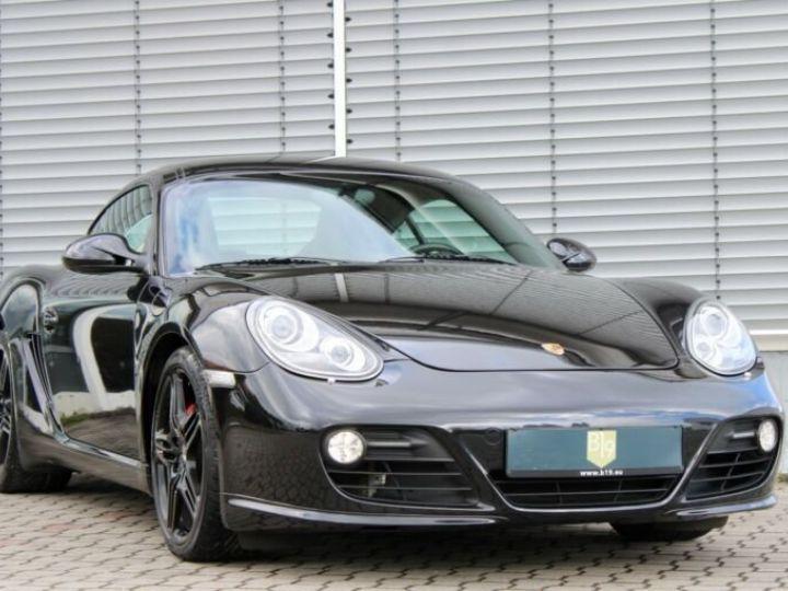 Porsche Cayman Porsche Cayman I (987) 3.4 S PDK - 320cv *GPS*BOSE*Xenon* Livrée et garantie 12 mois Noire - 3