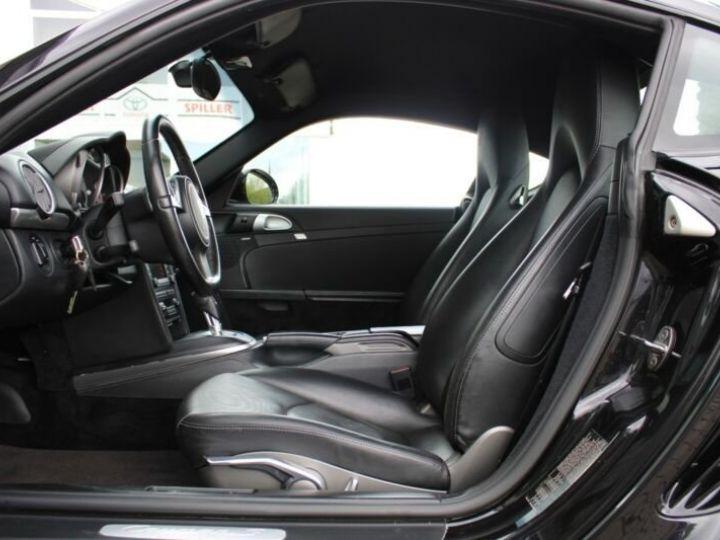 Porsche Cayman Porsche Cayman I (987) 3.4 S PDK - 320cv *GPS*BOSE*Xenon* Livrée et garantie 12 mois Noire - 4
