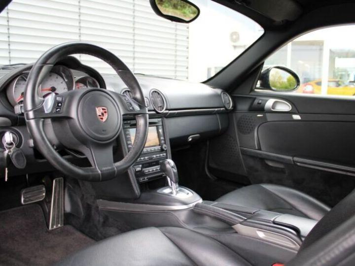 Porsche Cayman Porsche Cayman I (987) 3.4 S PDK - 320cv *GPS*BOSE*Xenon* Livrée et garantie 12 mois Noire - 5