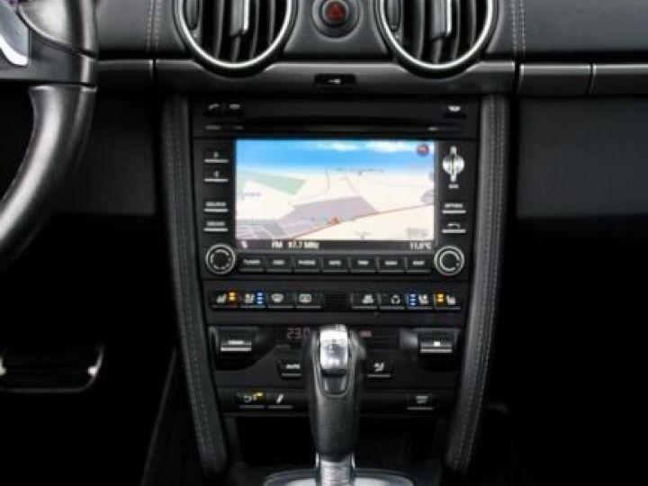 Porsche Cayman Porsche Cayman I (987) 3.4 S PDK - 320cv *GPS*BOSE*Xenon* Livrée et garantie 12 mois Noire - 10