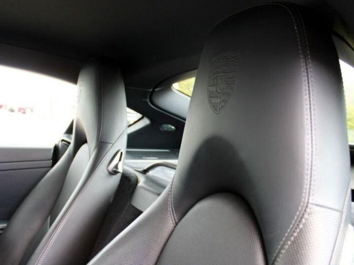 Porsche Cayman Porsche Cayman I (987) 3.4 S PDK - 320cv *GPS*BOSE*Xenon* Livrée et garantie 12 mois Noire - 11