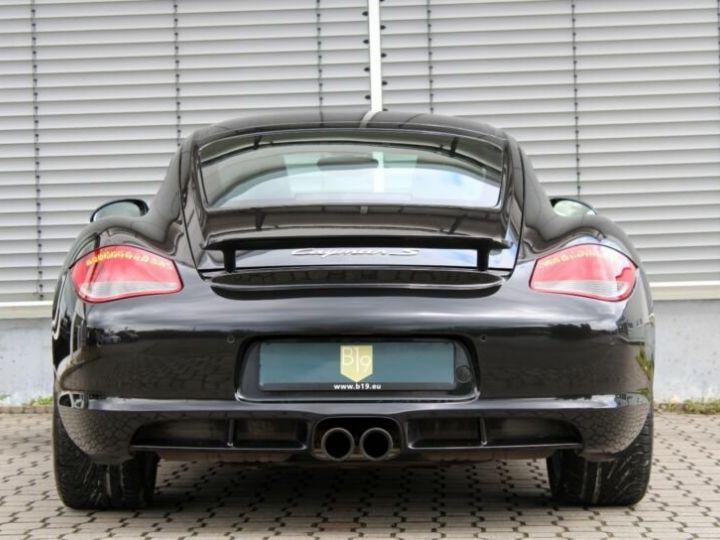 Porsche Cayman Porsche Cayman I (987) 3.4 S PDK - 320cv *GPS*BOSE*Xenon* Livrée et garantie 12 mois Noire - 15