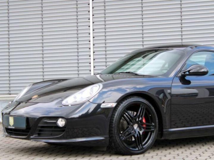 Porsche Cayman Porsche Cayman I (987) 3.4 S PDK - 320cv *GPS*BOSE*Xenon* Livrée et garantie 12 mois Noire - 16
