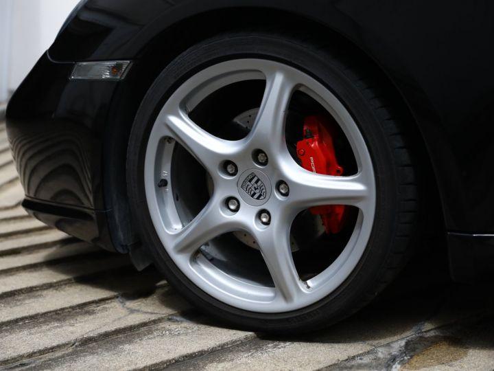 Porsche Cayman PORSCHE CAYMAN S 3.4 320CV PDK / CHRONO /PASM Noir - 12