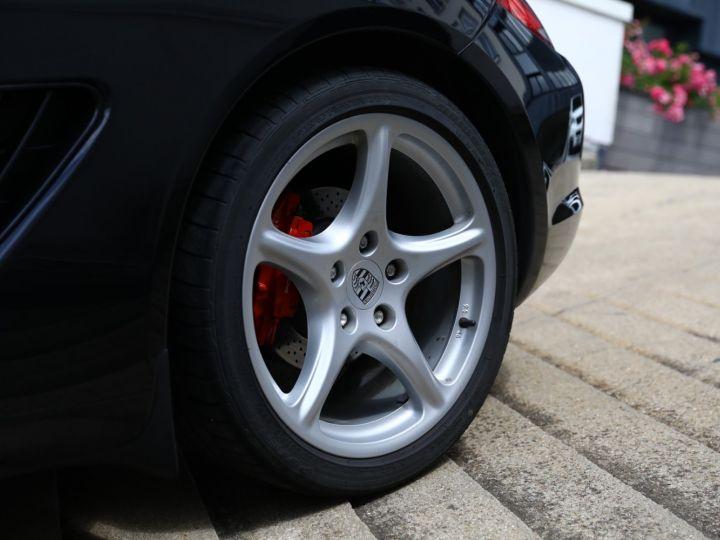 Porsche Cayman PORSCHE CAYMAN S 3.4 320CV PDK / CHRONO /PASM Noir - 13