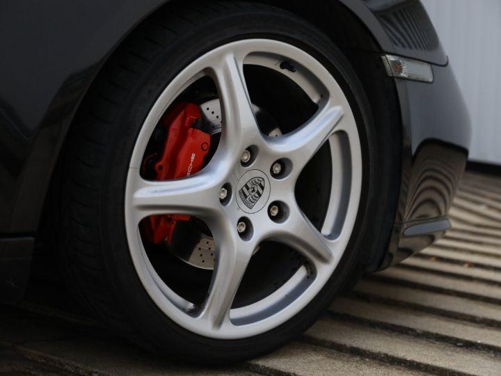 Porsche Cayman PORSCHE CAYMAN S 3.4 320CV PDK / CHRONO /PASM Noir - 19