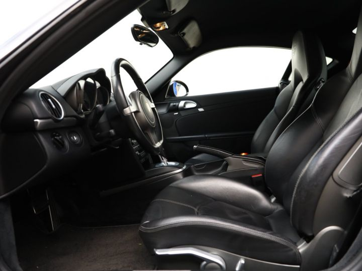 Porsche Cayman PORSCHE CAYMAN S 3.4 320CV PDK / CHRONO /PASM Noir - 22