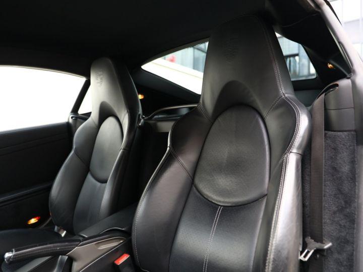 Porsche Cayman PORSCHE CAYMAN S 3.4 320CV PDK / CHRONO /PASM Noir - 23