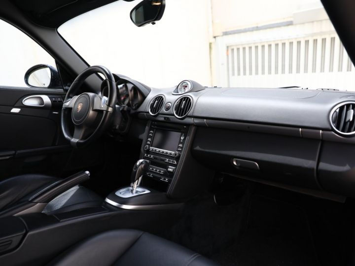 Porsche Cayman PORSCHE CAYMAN S 3.4 320CV PDK / CHRONO /PASM Noir - 41