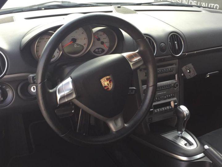 Porsche Cayman PORSCHE CAYMAN TYPE 987 (987) 3.4 295 S TIPTRONIC S Gris Metal - 5