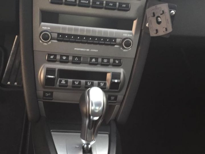 Porsche Cayman PORSCHE CAYMAN TYPE 987 (987) 3.4 295 S TIPTRONIC S Gris Metal - 9