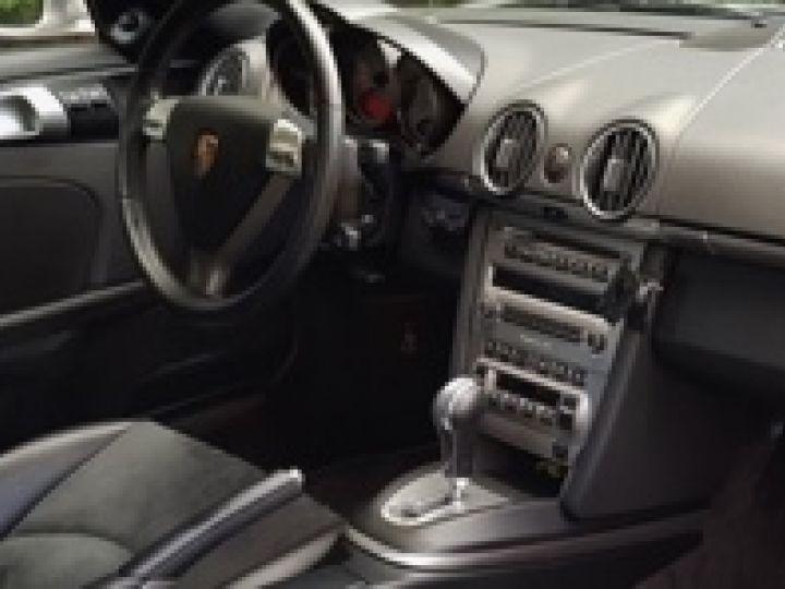Porsche Cayman PORSCHE CAYMAN TYPE 987 (987) 3.4 295 S TIPTRONIC S Gris Metal - 6