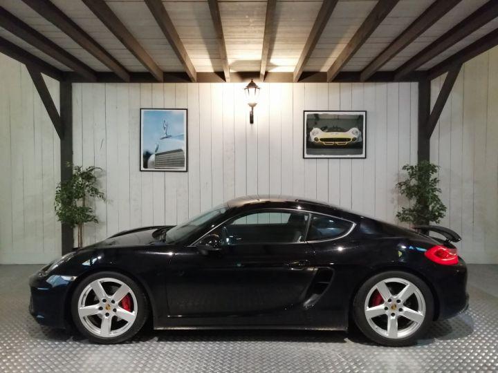 Porsche Cayman S 3.4 325 CV PDK Noir - 1
