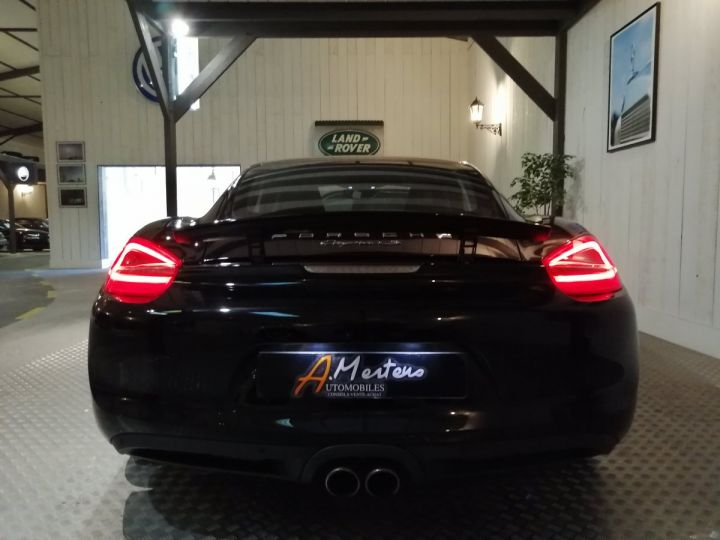Porsche Cayman S 3.4 325 CV PDK Noir - 4