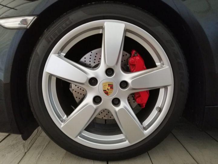Porsche Cayman S 3.4 325 CV PDK Noir - 16