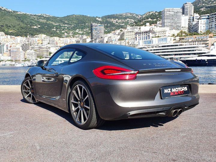 Porsche Cayman S PDK 325 Cv TYPE 981 Gris Quartz Métal Vendu - 11