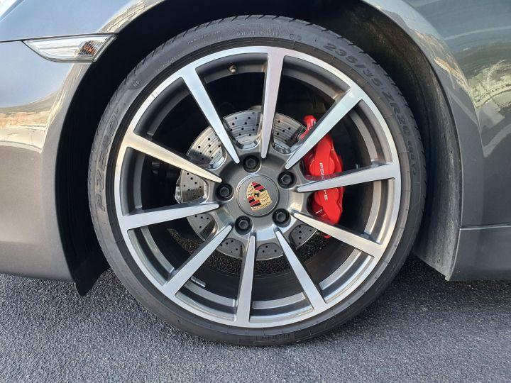 Porsche Cayman S PDK 325 Cv TYPE 981 Gris Quartz Métal Vendu - 15