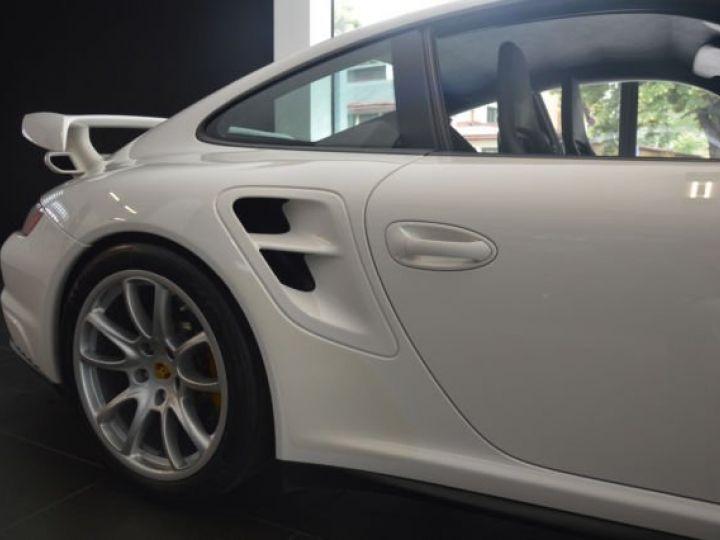 Porsche GT2 1ERE MAIN BLANC - 2