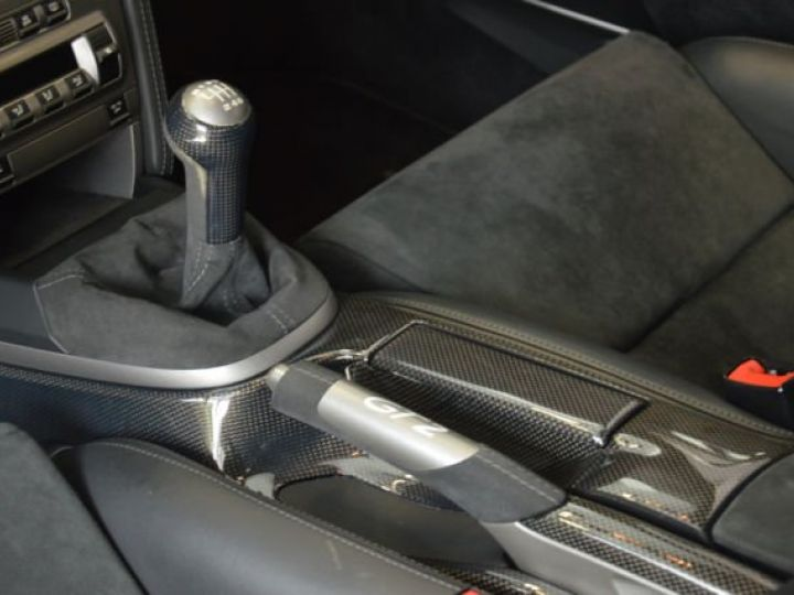 Porsche GT2 1ERE MAIN BLANC - 6