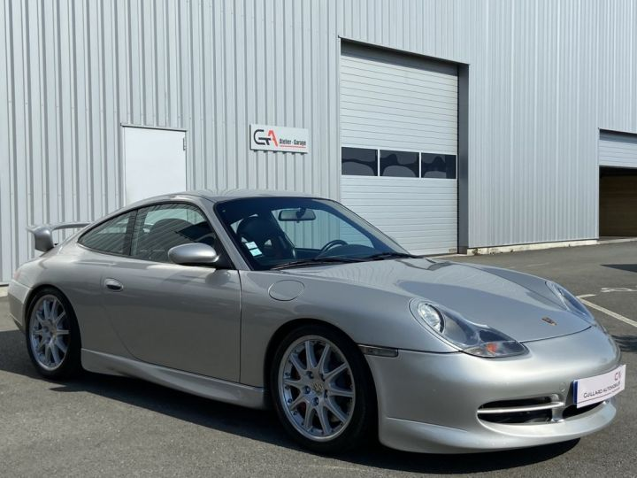 Porsche GT3 3.6 360ch BVM6 GRIS CLAIR - 3