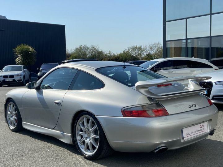Porsche GT3 3.6 360ch BVM6 GRIS CLAIR - 4