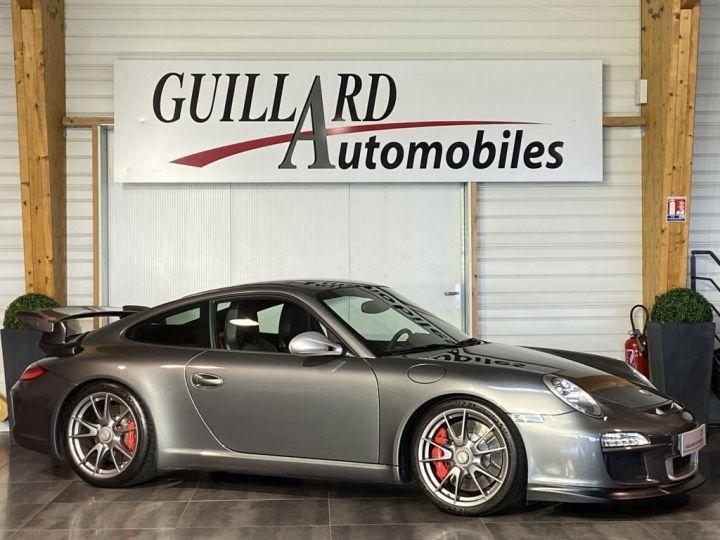 Porsche GT3 997 3.8 435ch BVM6 GRIS FONCE - 3