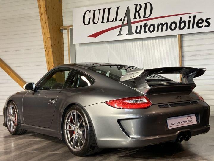 Porsche GT3 997 3.8 435ch BVM6 GRIS FONCE - 7