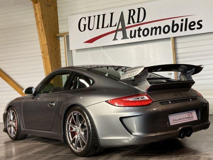 Porsche GT3 997 3.8 435ch BVM6 GRIS FONCE - 8