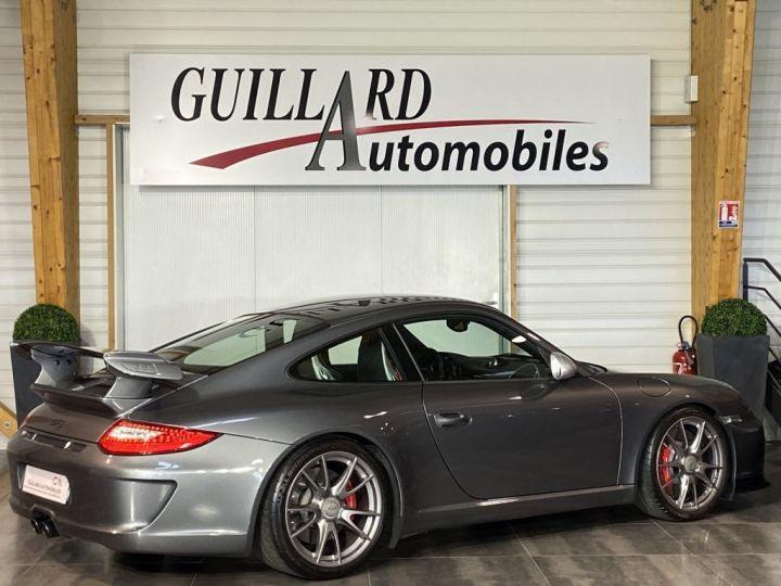 Porsche GT3 997 3.8 435ch BVM6 GRIS FONCE - 9