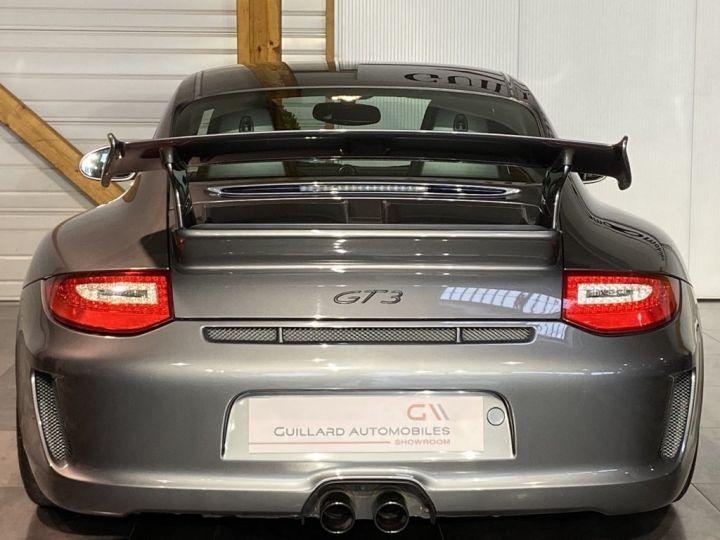 Porsche GT3 997 3.8 435ch BVM6 GRIS FONCE - 10