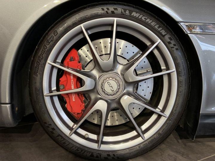 Porsche GT3 997 3.8 435ch BVM6 GRIS FONCE - 11