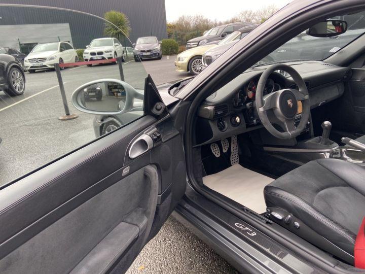 Porsche GT3 997 3.8 435ch BVM6 GRIS FONCE - 12