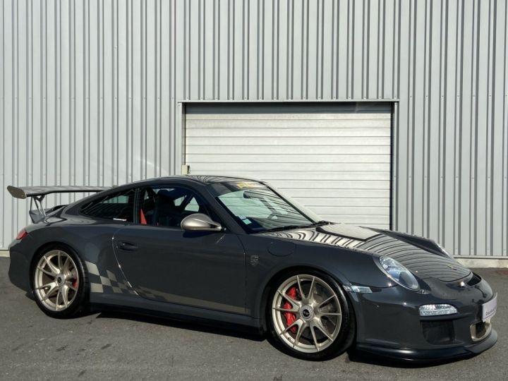 Porsche GT3 997 GT3 RS 3.8 450ch BVM6 GRIS FONCE - 3