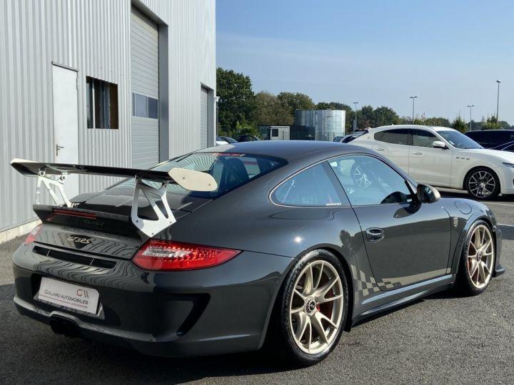 Porsche GT3 997 GT3 RS 3.8 450ch BVM6 GRIS FONCE - 8