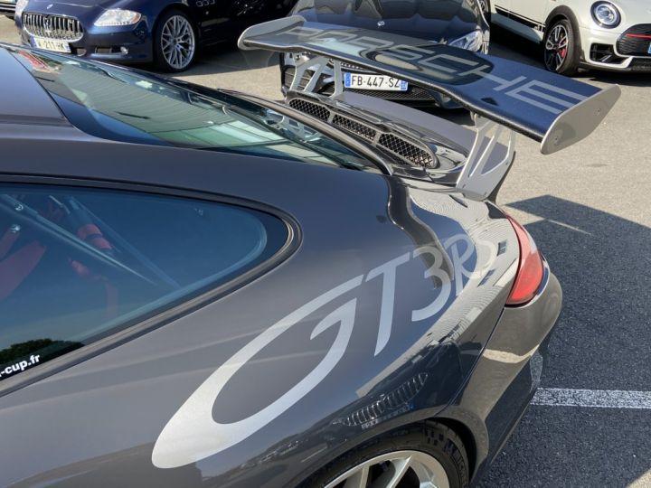 Porsche GT3 997 GT3 RS 3.8 450ch BVM6 GRIS FONCE - 11